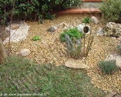 Pépinière Michel - Rivesaltes - Creation rocaille