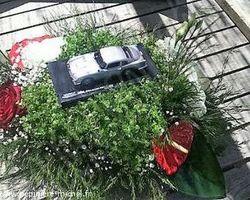 Pépinière Michel - Rivesaltes - Mariage passion voiture
